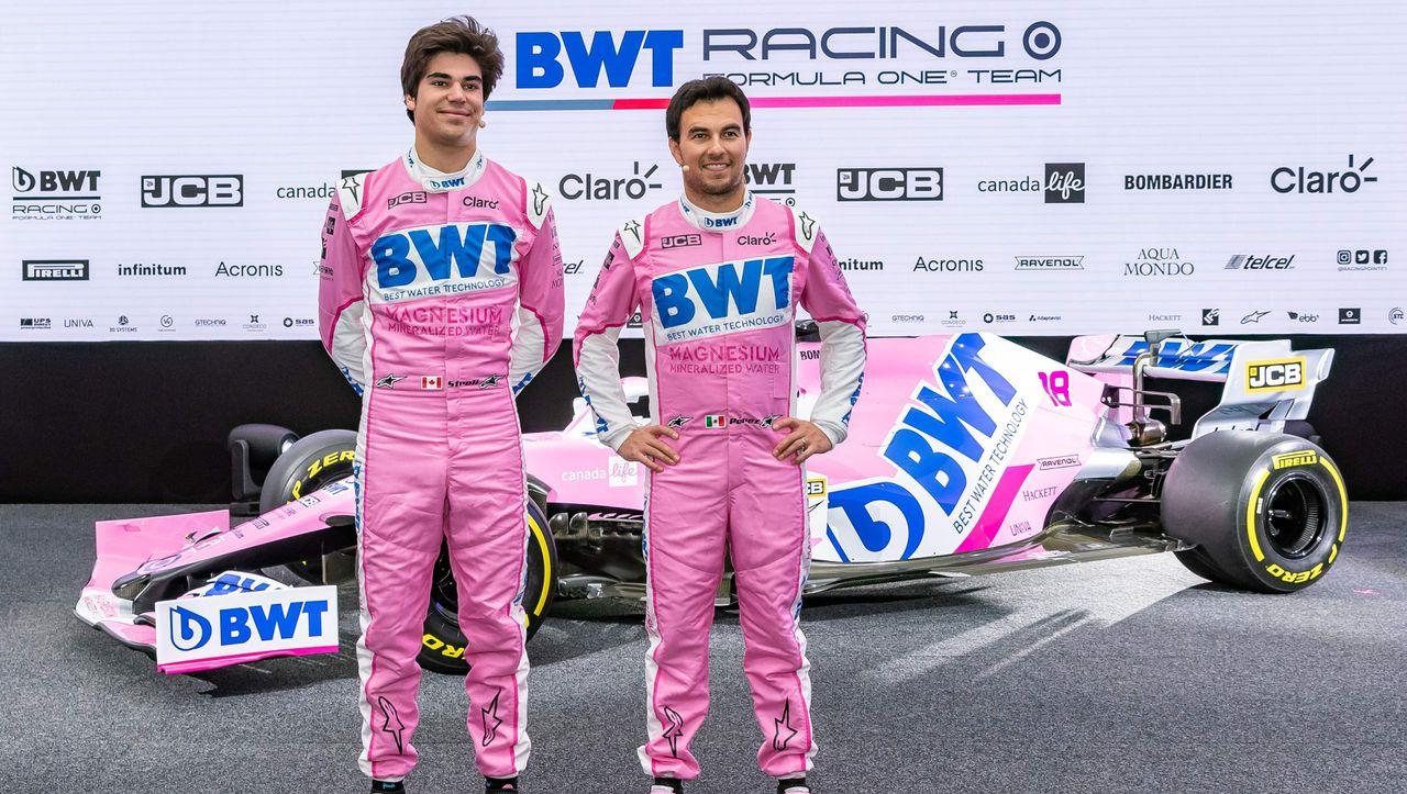 Formel 1 Aston Martin übernimmt Racing Point Und Zurück Der Spiegel