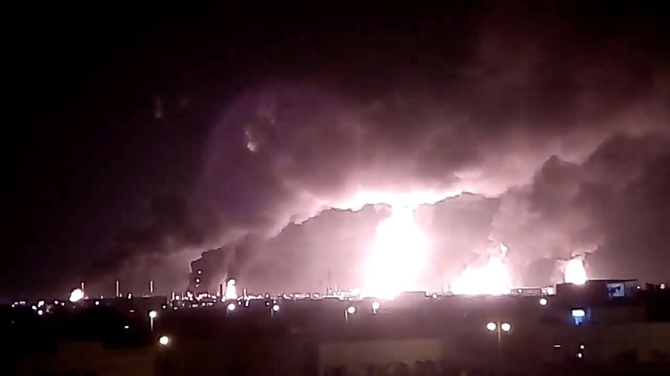Brennende Ölraffinerie in Saudi-Arabien: Wie geht es in dem Konflikt weiter?