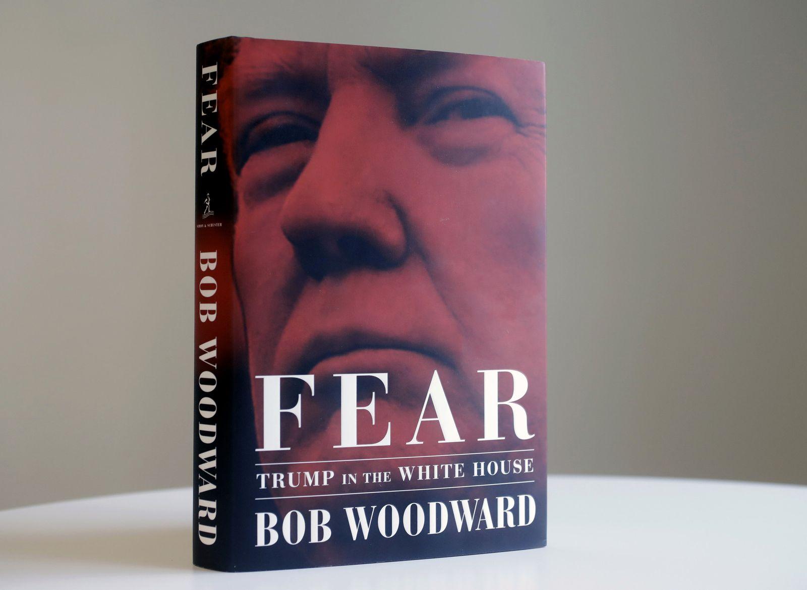 Fear Bob Woodward