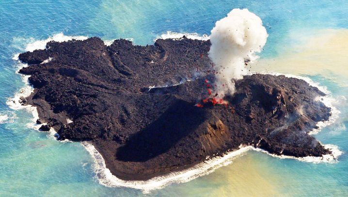 Vulkane: Wenn die Erde explodiert