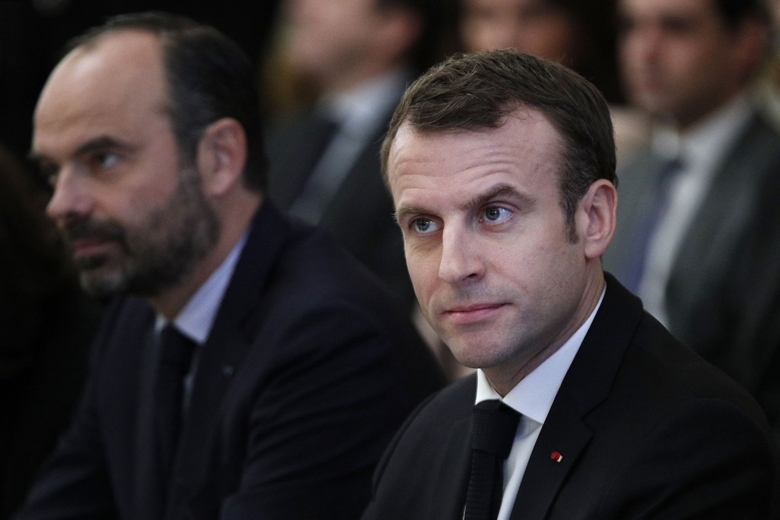 Macron & Philippe