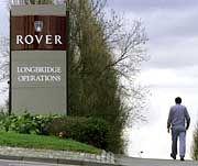 Wer will Rover jetzt noch haben?