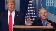 Fauci spricht über sein schwieriges Verhältnis zu Trump