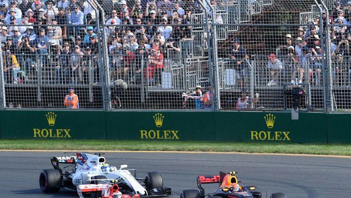 Formel 1: Vettel feiert in Down Under