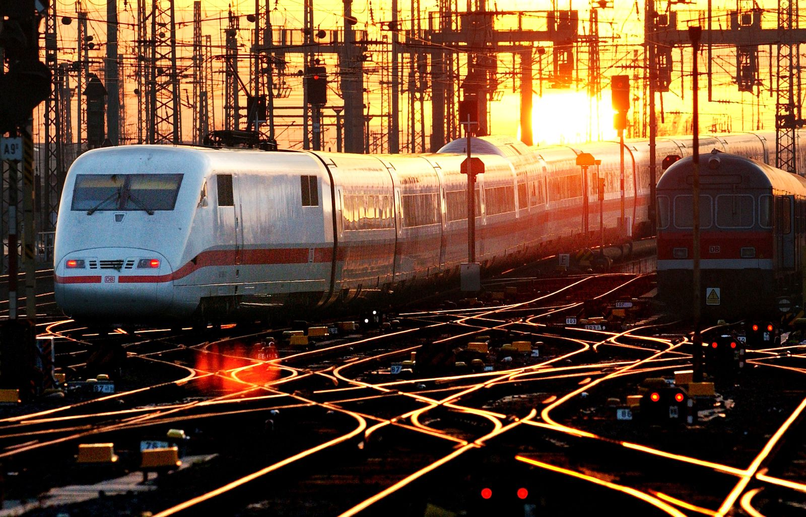 Bahn / Schienen / Gleise