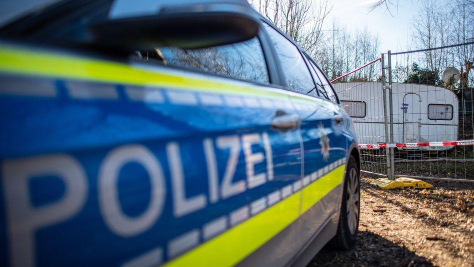"""Polizeieinsatz auf dem Campingplatz """"Eichwald"""""""