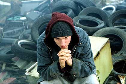 Eminem alias Jimmy Rabbit Smith jr.: Der Rap stiftet die Identität