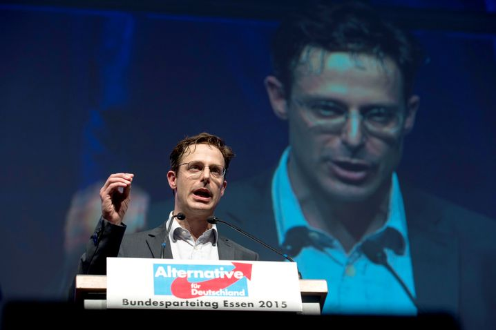 AfD-NRW-Landeschef Marcus Pretzell