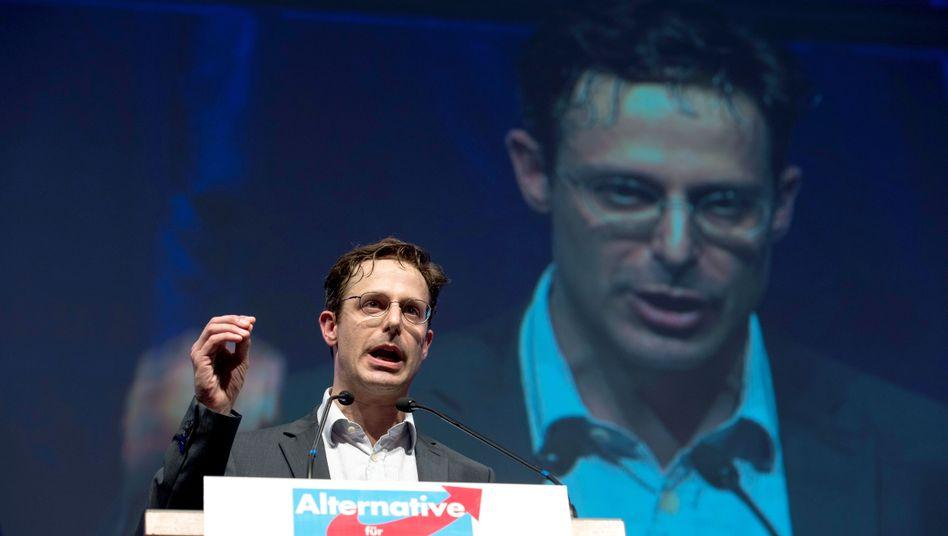 """AfD-NRW-Landesvorsitzender Marcus Pretzell (Archivbild): """"Man kann das verhindern"""""""