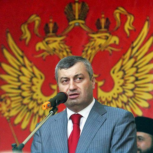 """Südossetiens selbsternannter Präsident Kokoity: """"Offensichtlich missverstanden"""""""