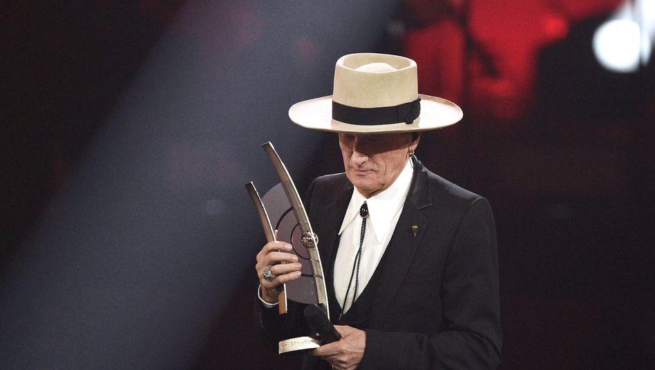 Marius Müller-Westernhagen 2017 bei der Echo-Verleihung
