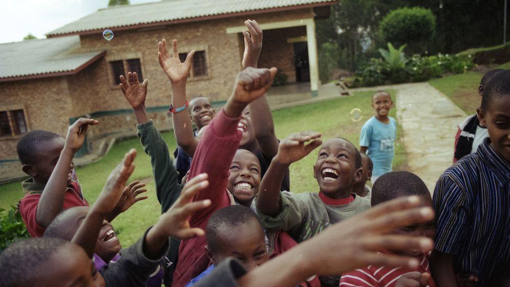 Kinderdorf in Ruanda: Leben mit den Narben des Völkermords