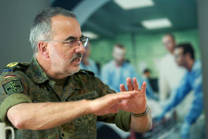 Generaloberstabsarzt Baumgärtner: robuste Fähigkeiten aufbauen