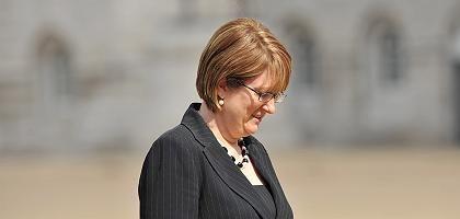 """Britische Innenministerin Smith: """"Eine persönliche Sache von Jacqui"""""""