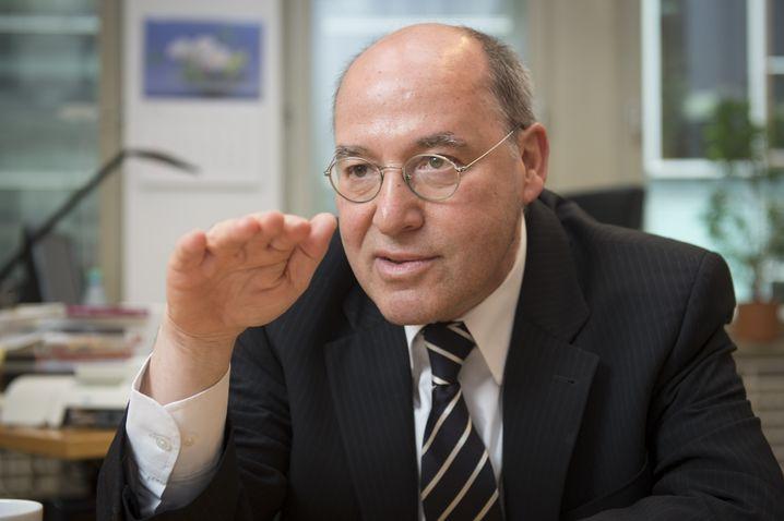 "Gysi: ""Manchmal den Eindruck, Putin strebe Deeskalation an"""