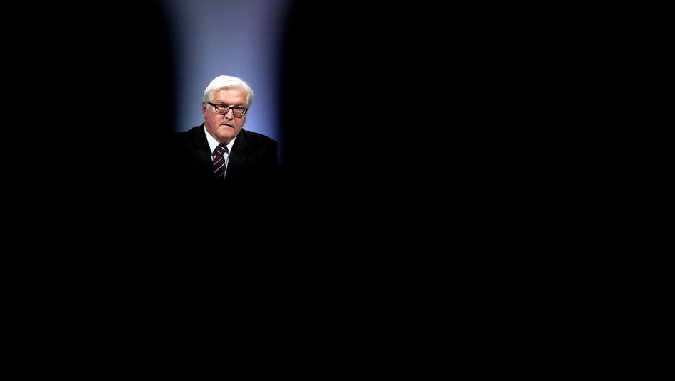 SPD-Fraktionschef Steinmeier: Zur Aussage bereit