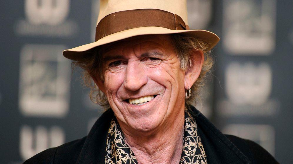 Keith Richards: Opa, der Rocker