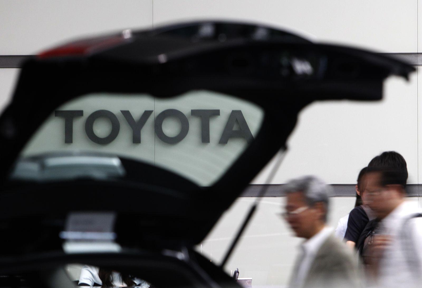NICHT VERWENDEN Toyota