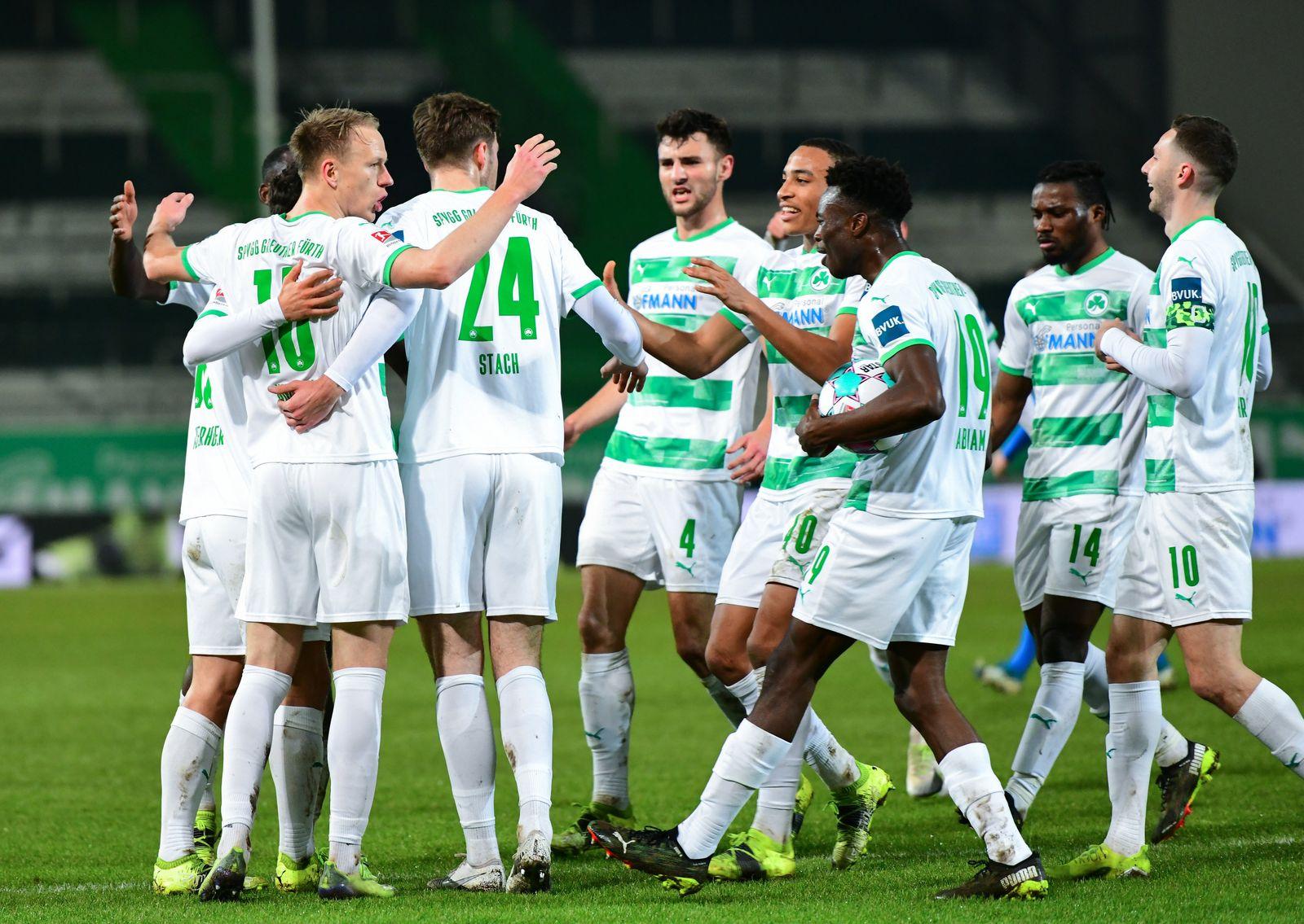 SpVgg Greuther F??rth - Holstein Kiel