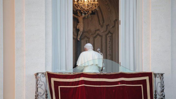 Flug in den Ruhestand: Abschied von Benedikt XVI.