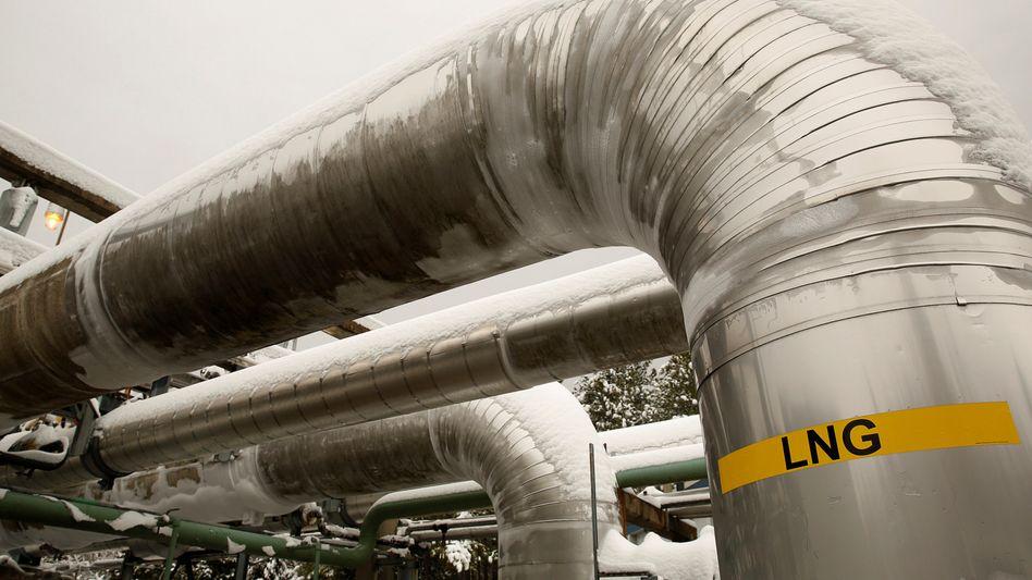 LNG-Anlage in den USA