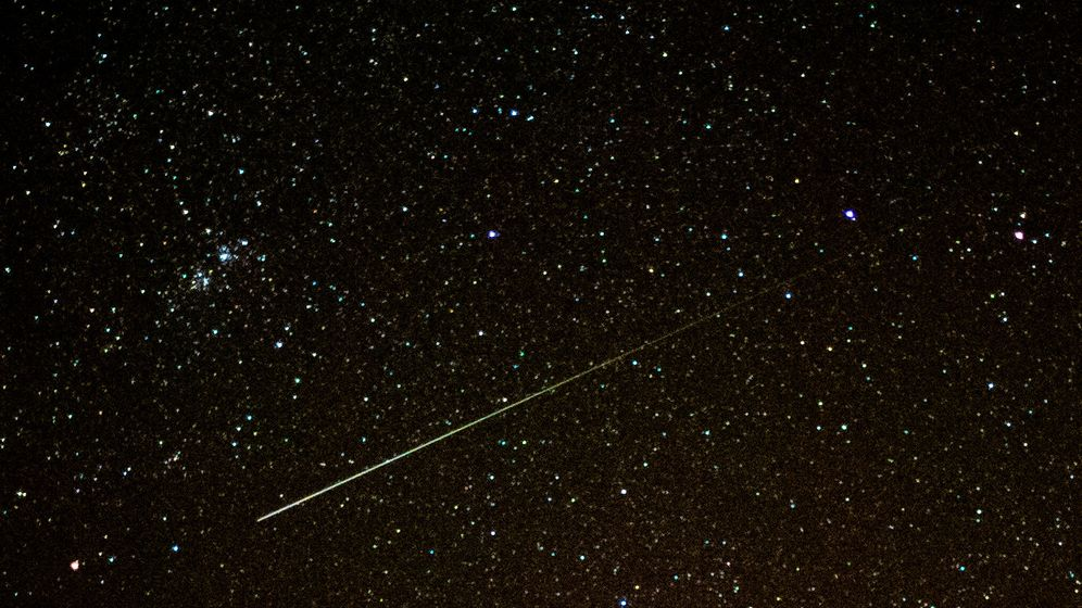 Sternschnuppen: Freie Sicht auf den Perseidenregen