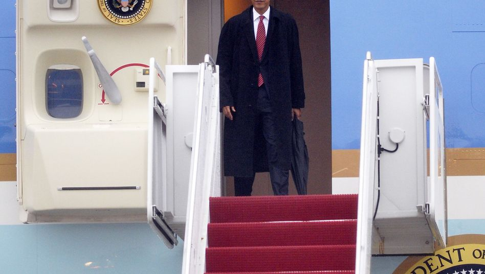 US President Barack Obama is back in the US after an Asian trip that produced few results.