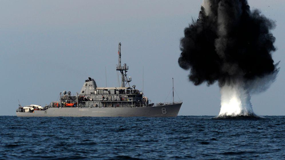 Aufrüstung: US-Marine verstärkt Präsenz im Persischen Golf
