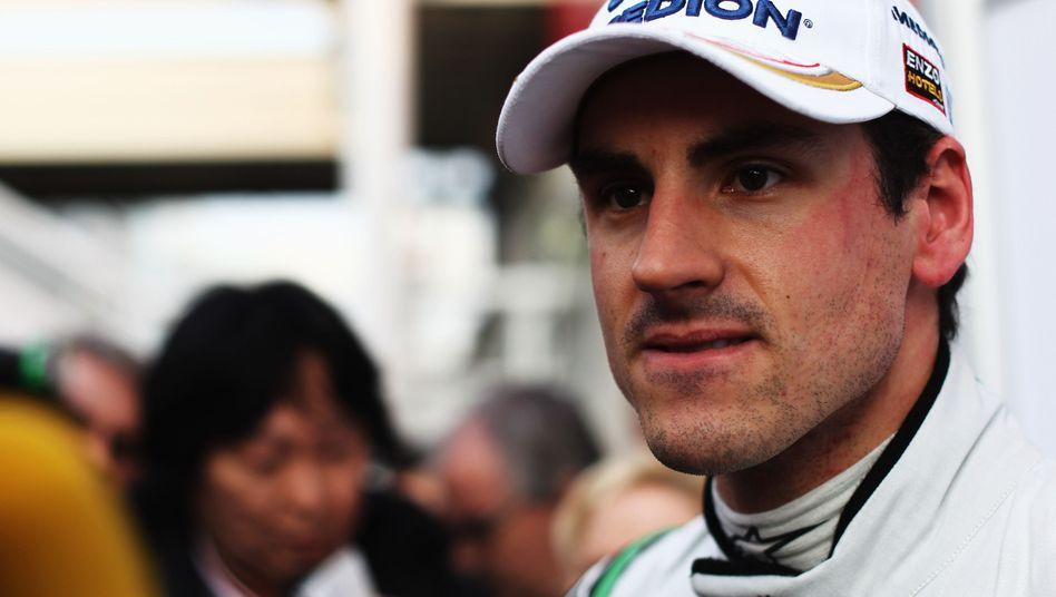 Ehemaliger Formel-1-Pilot Adrian Sutil
