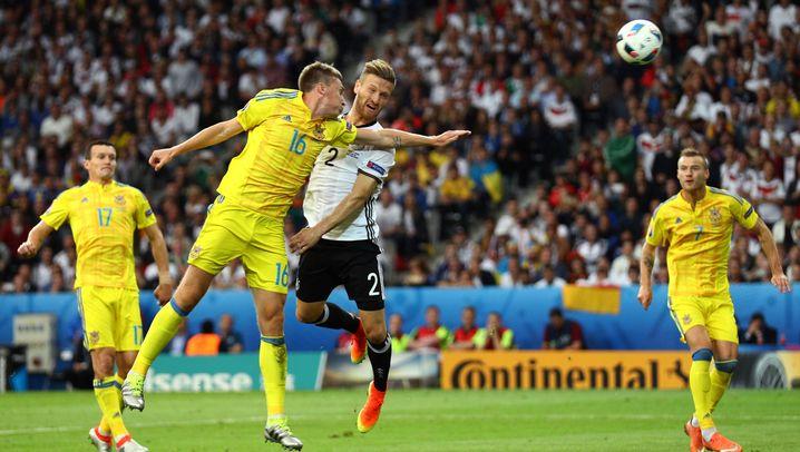 Sieg gegen die Ukraine: Die besten Bilder vom Deutschland-Spiel