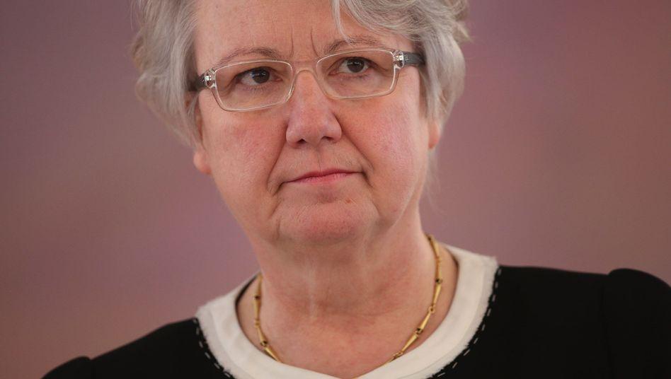 """Annette Schavan im Februar 2013: """"Ich habe integer gearbeitet"""""""