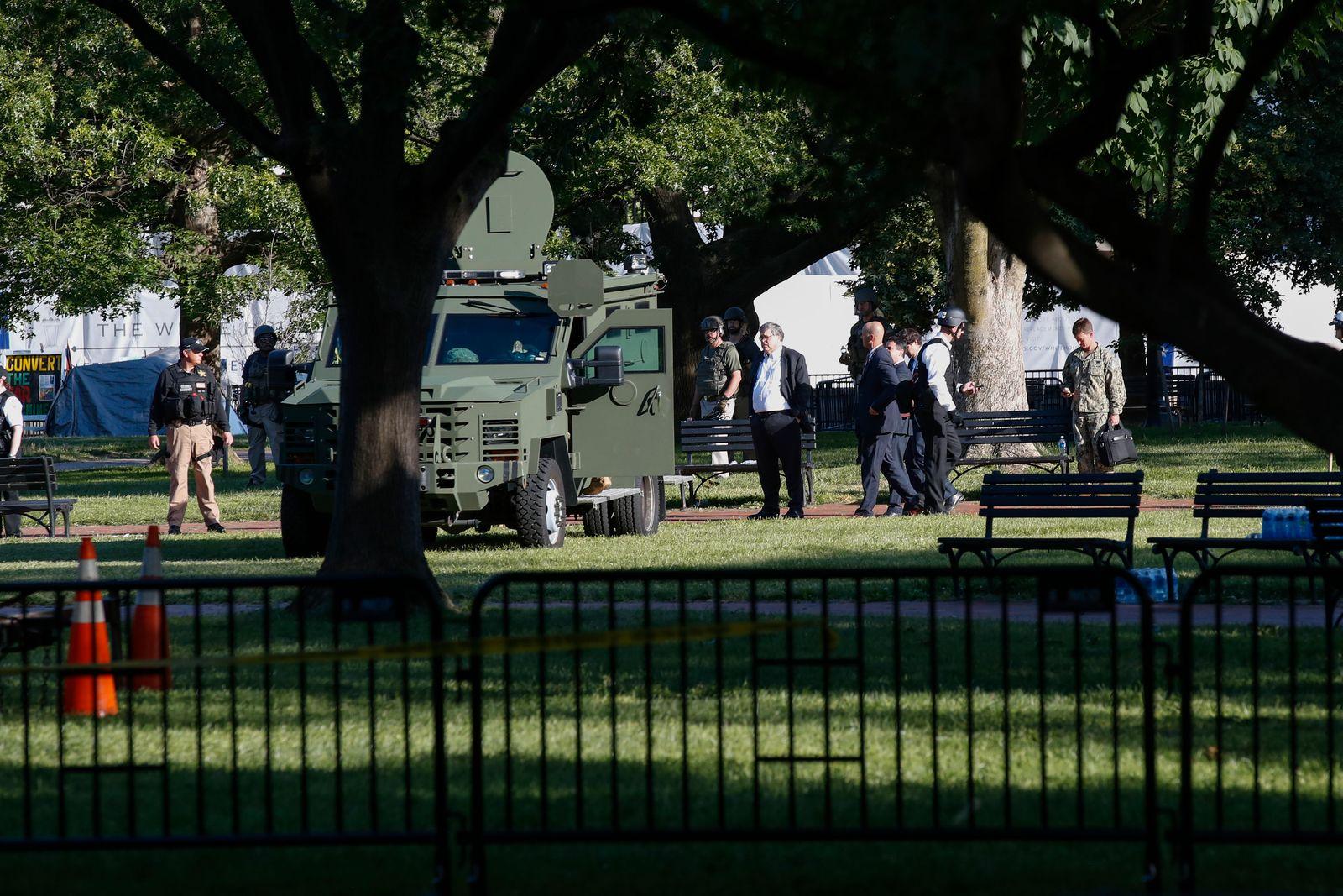 America Protests Washington