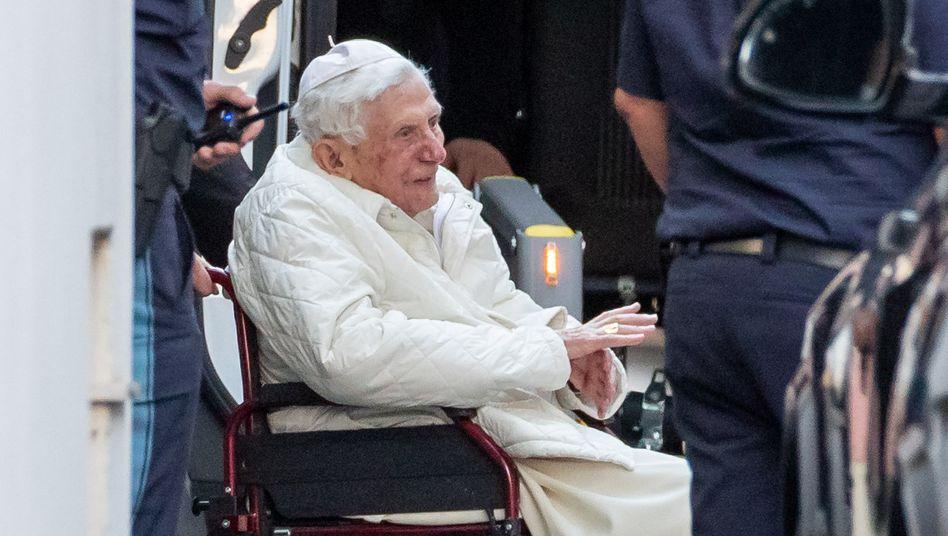Papst Benedikt Xvi Regensburg