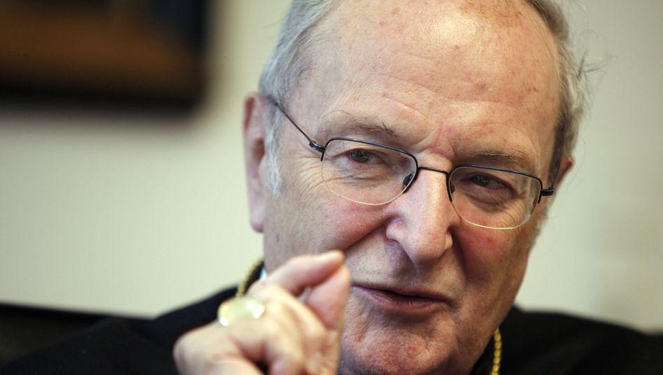 Politisch unkorrekt: Kardinal Joachim Meisner bemüht Nazi-Vergleiche