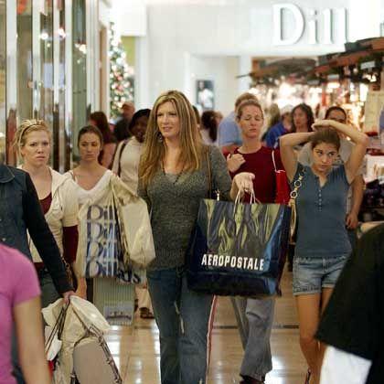 Shopping in den USA: Verdächtige Namen vermiesen das Einkaufsvergnügen