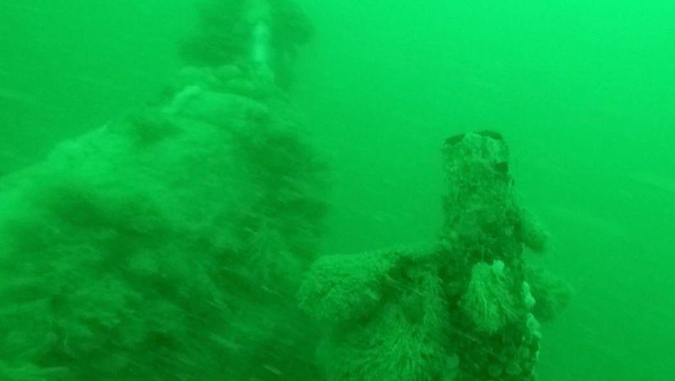 Erster Weltkrieg: Deutsches U-Boot vor Ostende entdeckt