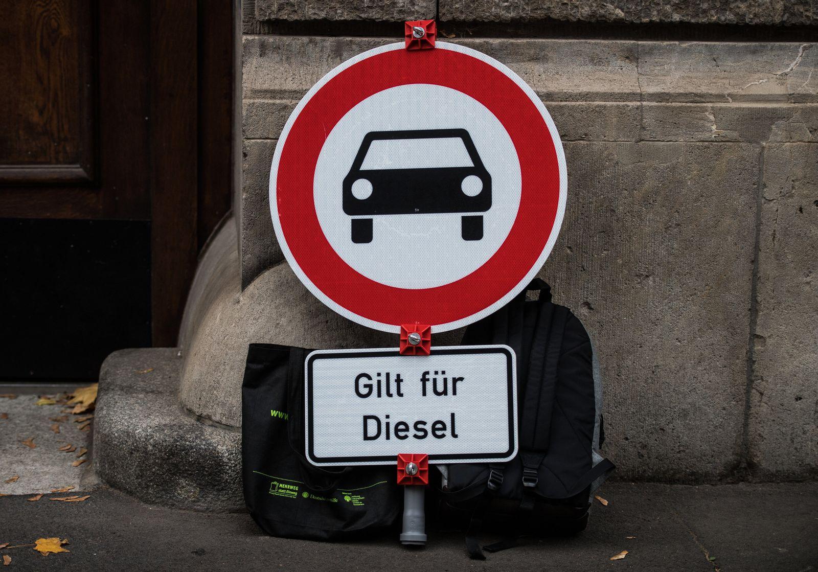 Diesel-Fahrverbot/ Mainz