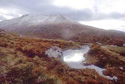Der Ben Nevis - Großbritanniens höchster Berg