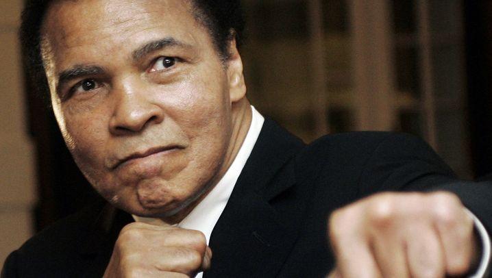 Muhammad Ali: Sorgen um den Champion