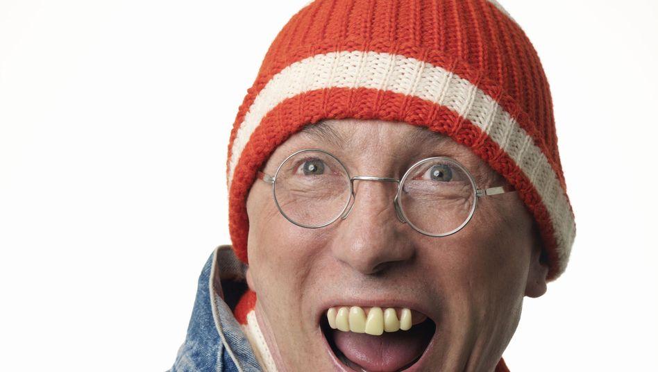 Zahnschiefstand: Indiz unserer einzigartig eigenartigen Intelligenz