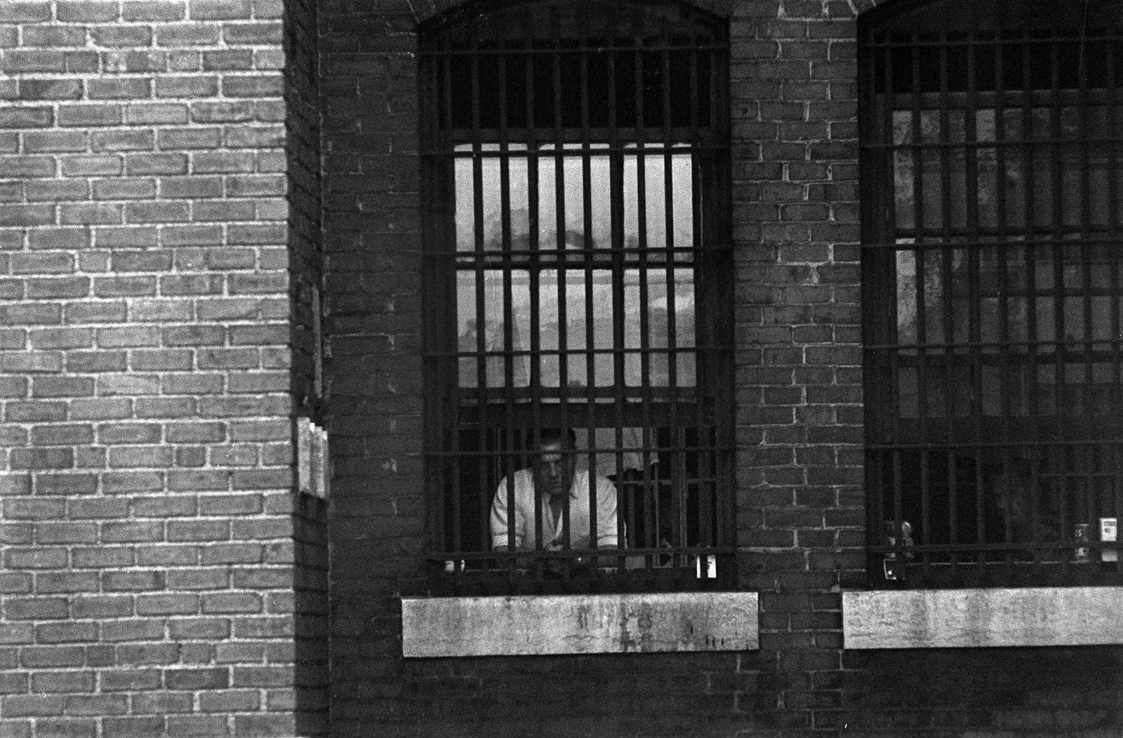 Hoffa in jail