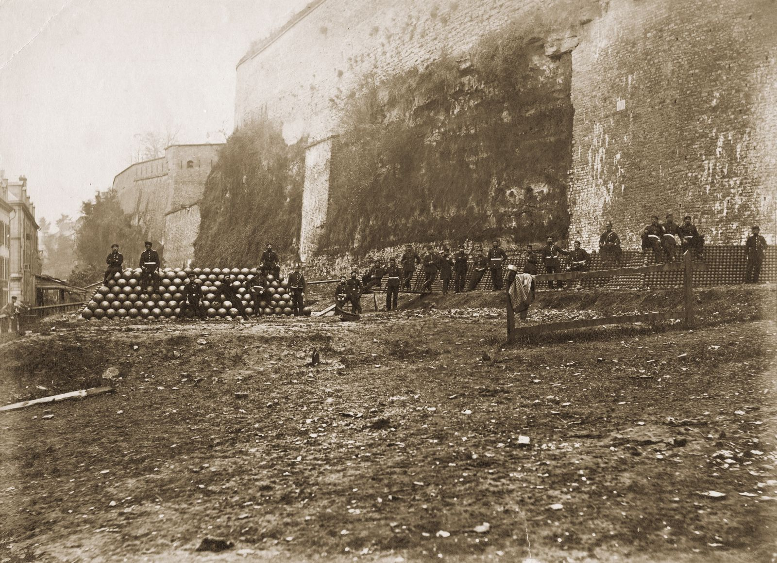 Prussians At Sedan