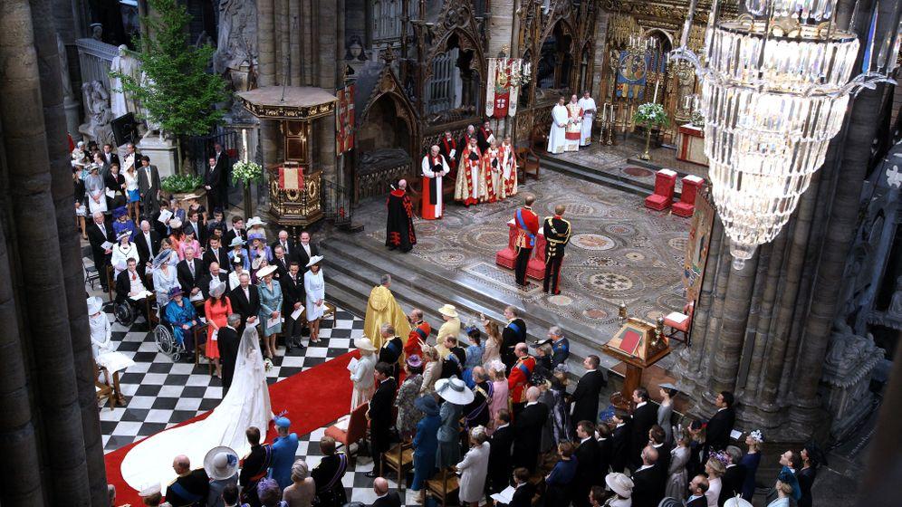 Hochzeit von William und Kate: Fünf denkwürdige Momente