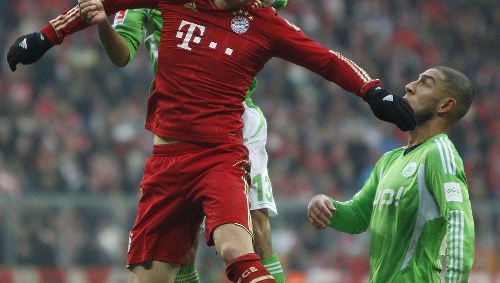 Bundesliga: Bayern siegt gegen Wolfsburg, Dortmund gegen Hoffenheim