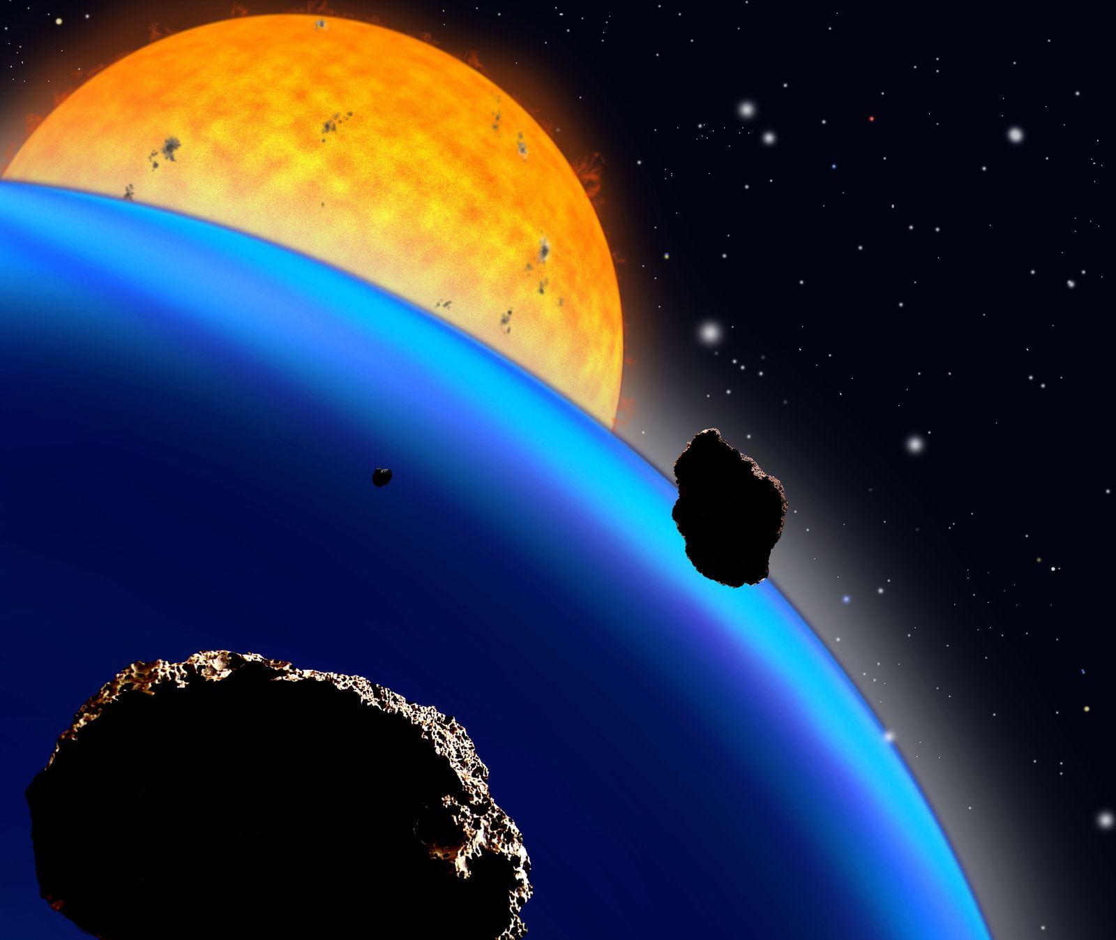Planet Astronomie Planeten