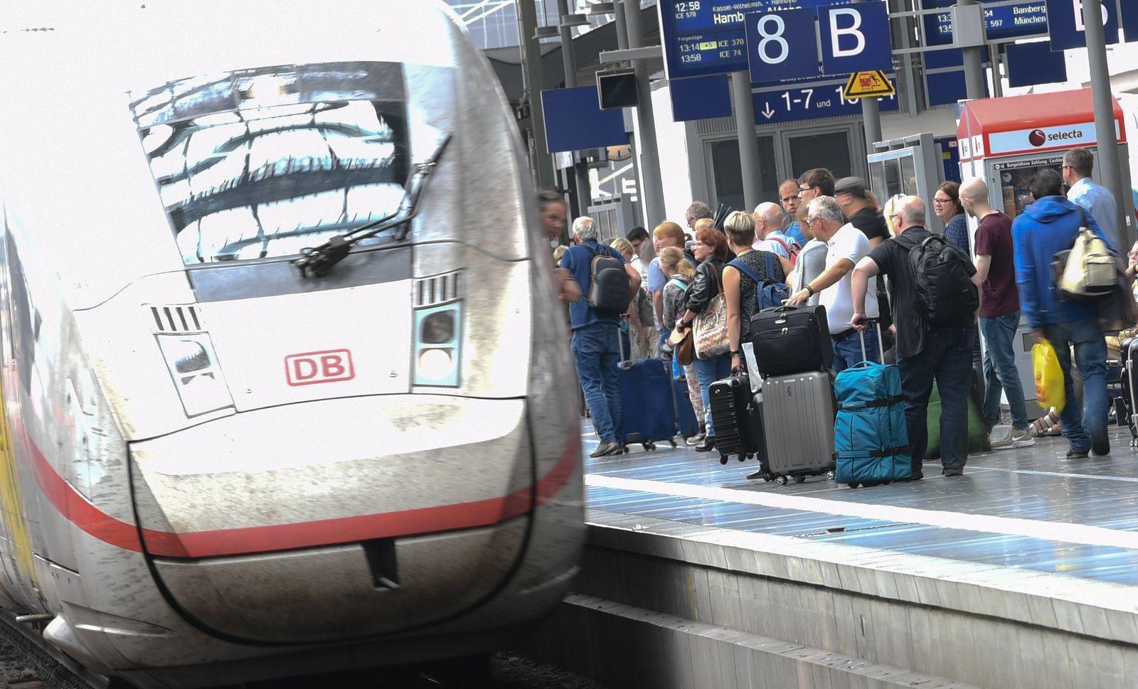 Bahn Frankfurt