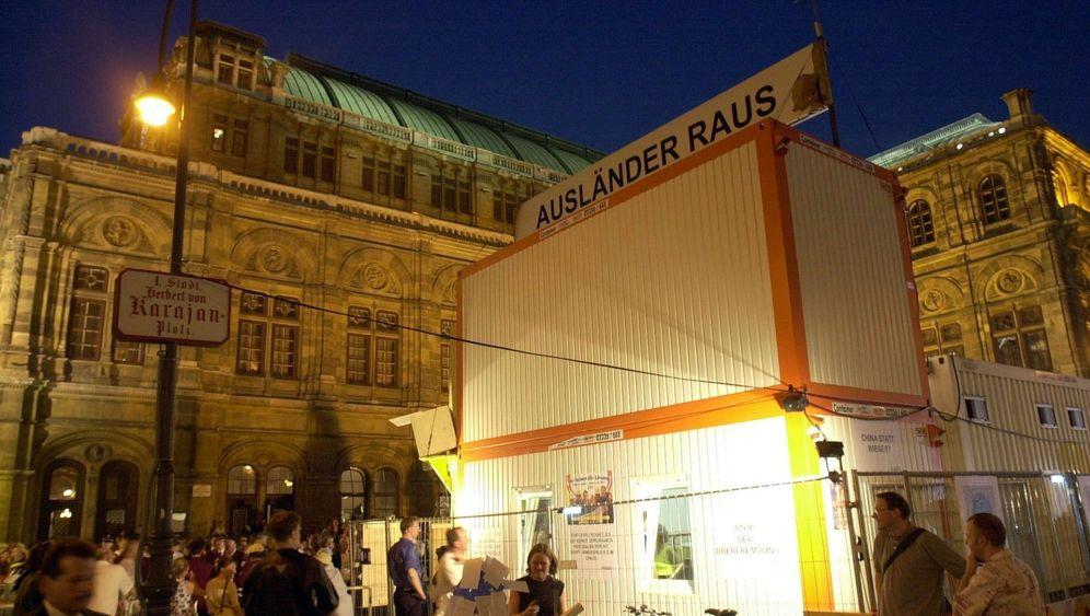 Schlingensiefs Container-Spektakel: Big Brother des Hasses