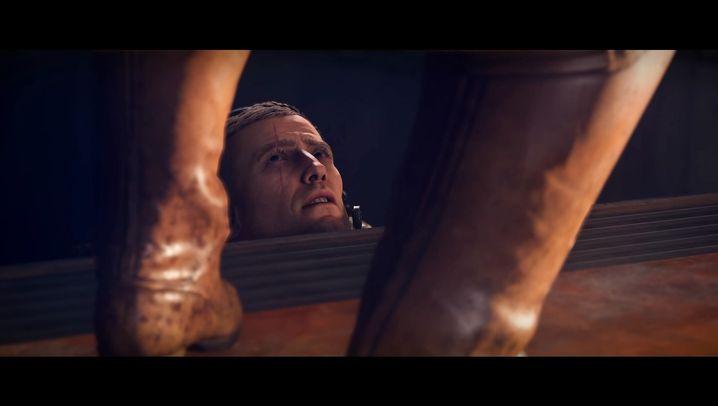 """Neues """"Wolfenstein"""": So sieht """"The New Colossus"""" aus"""
