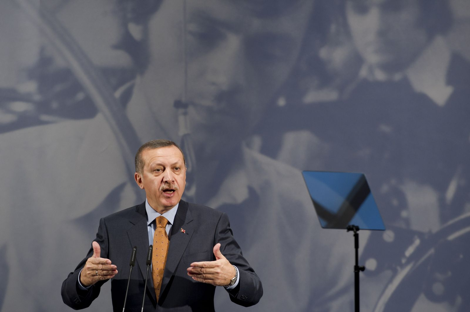 NICHT VERWENDEN Erdogan/ Berlin