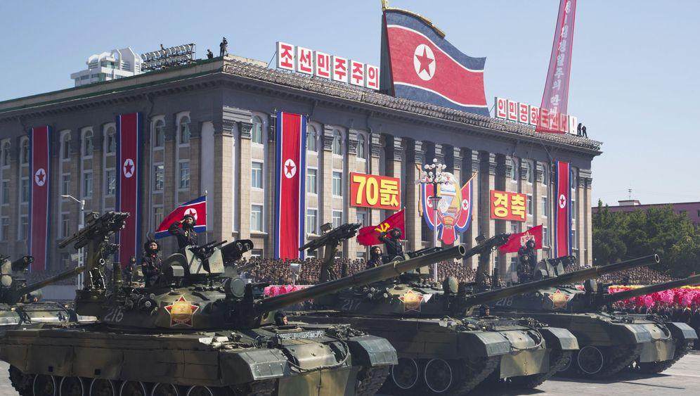 Nordkorea feiert Staatsgründung: Kims Machtdemonstration